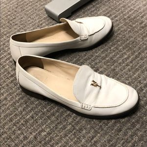 Cole Haan Pinch Lobster Loafer - White, size 6.5
